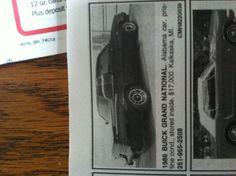 Buick Grand National :) - LGMSports.com
