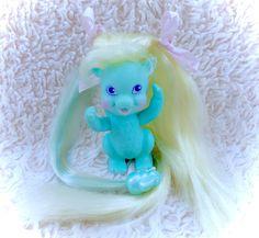 Vintage Lady Lovely Locks Baby Dragon by CuteVintageToys on Etsy