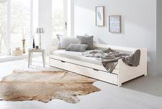 Home affaire Bett »Tim«, mit ausziehbarer Schublade für Zweitmatratze als Gästebett Jetzt bestellen unter: https://moebel.ladendirekt.de/schlafzimmer/betten/gaestebetten/?uid=b0478621-72cb-5aa5-97d5-62f51f2c35d4&utm_source=pinterest&utm_medium=pin&utm_campaign=boards #gaestebetten #betten #schlafzimmer
