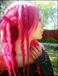 <3 Merry's Synthetic Dreads <3