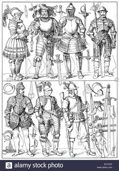 Weapons Of The 17th Century, Germany, Europe Stock Photo, Royalty Free Image: 76260031 - Alamy