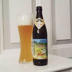 Rogg's Hefe-Weisse Bio  #weizenbier #lenzkirch #schwarzwald #bio #bier #rogg #weissbier #kiel #beerporn #beerlove #instabeer #beerstagram #beer #ilovebeer
