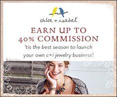 Chloe + Isabel 336x280 Holiday banner