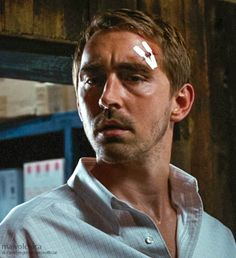 Lee Pace as Roman in the psychological thriller Possession, 2008.