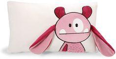 Monster 'Uih' Cushion - Pink