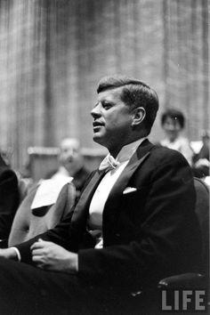 Inauguration Date taken:1961 Photographer:Paul Schutzer