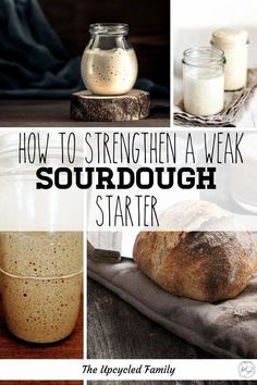 Are you struggling in your sourdough attempts? Do you need to do some sourdough starter troubleshooting? Is your starter weak? The simple fix for a weak sourdough starter. #sourdoughstarter #troubleshooting #maintaining #diy #weakstarter #homebakingbread #artisanbread #homesteadingskills Honey Recipes, Clean Recipes, Real Food Recipes, Cooking Recipes, Kitchen Recipes, Healthy Lemonade, Healthy Drinks, Healthy Foods, Healthy Recipes