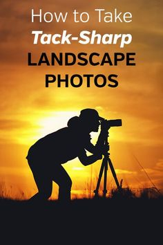 11 Steps to Tack-Sharp Landscape Photos. How to maximize sharpness in your nature photography. Depth of field, photo tips, tripod, mirror lockup, live view, f/stop, aperture, recommended settings, guide, tutorial. #naturephotography #photographytips