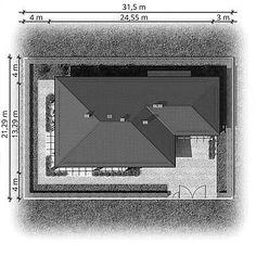 Projekt domu Madera II 132,2 m2 - koszt budowy - EXTRADOM Kitchen Appliances, 3d, Home, Wood, Homes, Diy Kitchen Appliances, Home Appliances, House, House Appliances