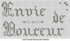 Le blog de PIATINE - Blog dedié à la broderie,la décoration ,les loisirs créatifs en général .