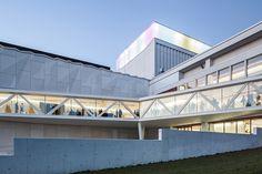 Teatro de la ciudad de Kuopio / ALA Architects  © Tuomas Uusheimo