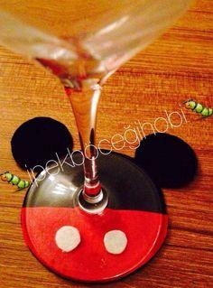 Mickey Mause bardak altlığı