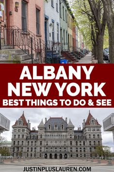 There are so many fun things to do in Albany, New York for a memorable weekend getaway! Here's the best way to spend 2 days in Albany that will surprise you. Albany New York Things to Do | Albany New York Downtown | Things to do in Albany NY | What to do in Albany NY | Hiking near Albany NY | Best places to eat in Albany NY | Downtown Albany | Lark Street Albany NY | Free things to do in Albany New York | Weekend in Albany | Day trip to Albany NY