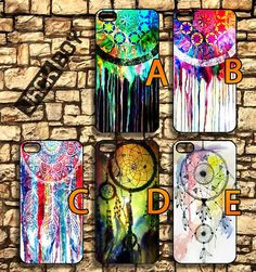 Shop for on Etsy, the place to express your creativity through the buying and selling of handmade and vintage goods. Dreamcatcher Design, Dream Catcher, Iphone Cases, Creative, Handmade, Etsy, Vintage, Dream Catchers, Craft