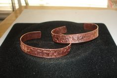 Two Adjustable Copper Thunderbird Bracele by lapidarydreams2, $6.00