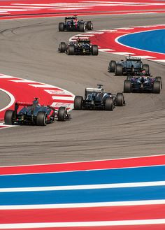 ˚Vettel Leading the Pack at Red Bull Racing - Texas