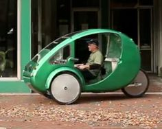 solar and pedal powered electric hybrid vehicle by organic transit: A better off-grid ride.