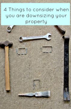 Things to consider when you are downsizing your property - when you are moving to a smaller home it really is your chance to have a declutter and a clean sweep and make some good interiors decisions