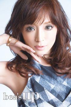 Ayumi Hamasaki. Bea's UP 2015.