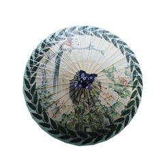 Chitao Chinese Natural Paper Umbrella for Weddings and Personal Sun Protection