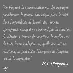 pervers narcissique, MF Hirigoyen (4)