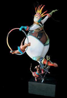 Kate Church Cirque du Soleil