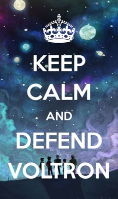 Defend Voltron
