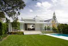 Wilton St Villa Renovation » Archipro