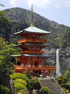 Seiganto-ji, Wakayama, Japan