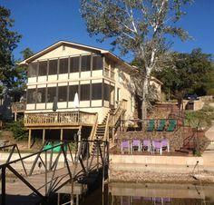 House vacation rental in Lake Ozark from VRBO.com! #vacation #rental #travel #vrbo