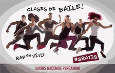 """#Pergamino [#Juventud] Este sábado 31/01 en la Plaza San José #gratis!  Clases abiertas de #baile y murga a cargo de Jóvenes en Acción y Recital de #Rap: Dúo """"Fusión""""."""
