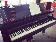 My sweet baby  #grandpiano #yamaha #piano #musician #jazz #pianist #jazzhands #jazzpianist #practise #sheetmusic #sheet #music #determination #play #music #sweet #baby by onekeyup