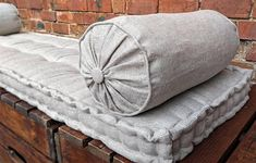 Custom French Mattress Bench Cushion, Squab, Bolster Cushions, Box Cushion, Made to Measure, Handmade, Bespoke Size/Fabric Choice, Quilted, Tufted, Bench Pad, Window Seat, Floor Cushion/pillow, Day Bed Mattress, Vintage Inspired *****Please note that full price is on quotation