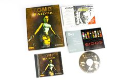 Tomb Raider by Eidos Interactive, 1996, Puzzle-Solving, 3rd-Person, Platform