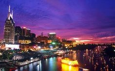 Nashville: so proud to call this place my hometown :)