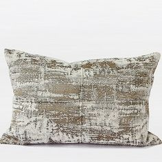 """Shop for G Home Collection Luxury Light Gold Mix Color Metallic Chenille Pillow 14""""X20"""". Free Shipping on orders over $45 at Overstock.com - Your Online Home Decor Outlet Store! Get 5% in rewards with Club O! - 18898377"""