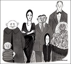 Tim Burton to direct 3D animated 'Addams Family' - National Fanboys   Examiner.com