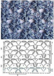 Watch This Video Beauteous Finished Make Crochet Look Like Knitting (the Waistcoat Stitch) Ideas. Amazing Make Crochet Look Like Knitting (the Waistcoat Stitch) Ideas. Crochet Shawl Diagram, Crochet Motifs, Crochet Stitches Patterns, Crochet Chart, Love Crochet, Irish Crochet, Beautiful Crochet, Crochet Designs, Crochet Flowers