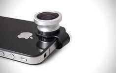 clip on lenses