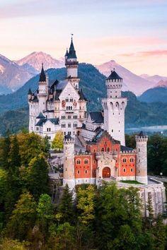 Neuschwanstein, Schwangau, Germany -- 25 'tourist traps' around the world that are actually worth visiting