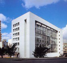 Edificio de Posgrados Universidad jorge Tadeo Lozano.