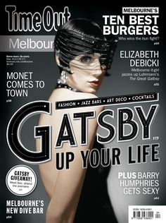 17 - May - Gatsby up your life