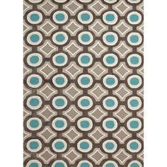 A youthful spirit enlivens Esprit, a  of contemporary rugs. Punctuated by bold color and large-scale designs, this playful range packs a powerful design punch at a reasonable price.