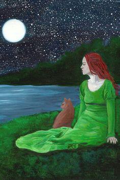 By the Moonlight by ZoeyElen.deviantart.com on @deviantART