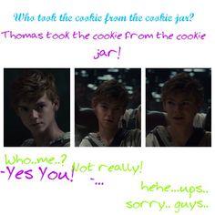 It's so fu**ing me haha! Love ya Thomas ❤️❤️