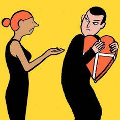 Le illustrazioni satiriche di Jean Jullien