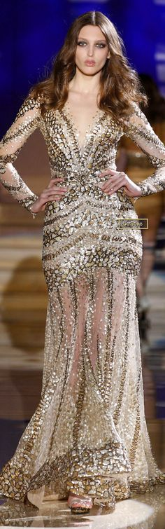 "Zuhair Murad Haute Couture Spring Summer 2011  ✜✮✮""Feel free to share on Pinterest"" ♥ღ www.fashionupdates.net"