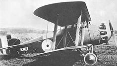 Overweight and clumsy, the Sopwith Bulldog two-seater biplane was heavily armed with two forward firing machine guns and two independently mounted machine guns in the rear. Only two of them were built during World War I.