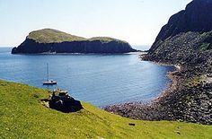 Shiant Islands, Scotland