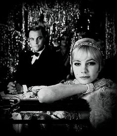 The Great Gatsby (2013) <3 <3<3 The movie was a visual stunner. What kept me  engaged was the dramatic set design.